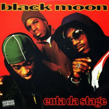 Black Moon- Enta da Stage