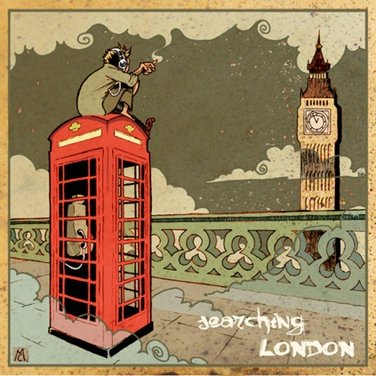 Hugo Kant- Searching London EP