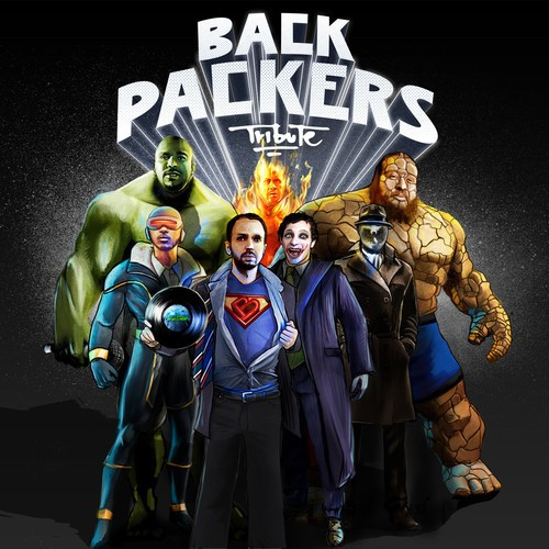 DJ Blastar- Backpackers Tribute