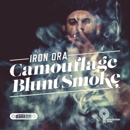 Iron Ora- Camouflage Blunt Smoke