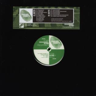 Soulmade x Score34- Fingerprints