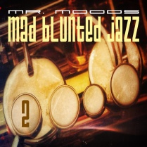 Mr. Moods- Mad Blunted Jazz Vol. 2