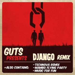 Guts- Django Remix