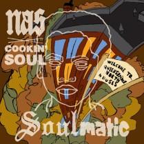Nas x Cookin' Soul- Soulmatic